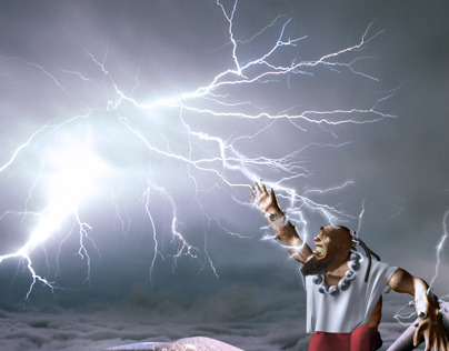 Amadioha : god of thunder and lightning.