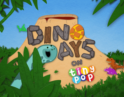 Dino Days on Tiny Pop