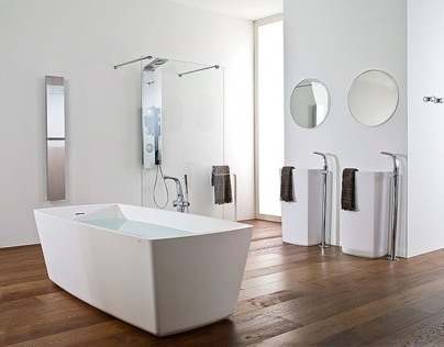 Amazing Bathrooms by Porcelanosa