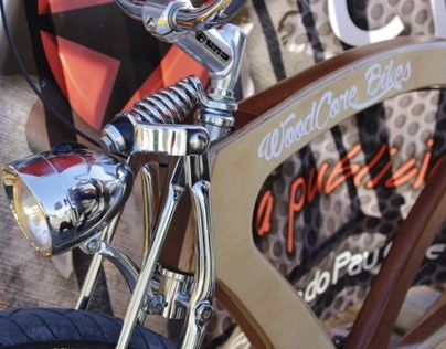 Woodcore bike