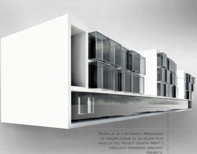 Student Housing / Master Thesis
