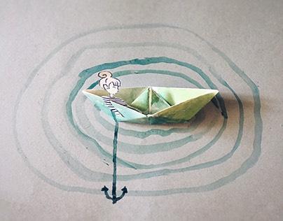 Girlboss of the paper boats - NETFLIX MENA