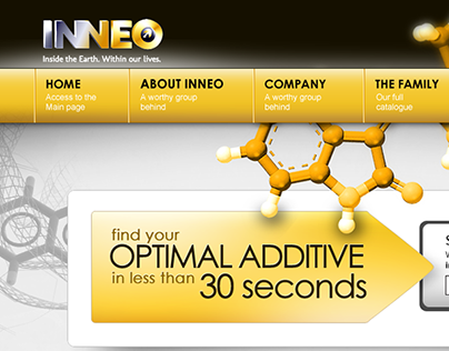 INNEO. Corporate Site