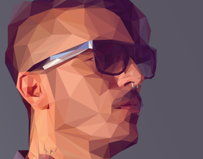 Low-Poly Self Portrait Tutorial