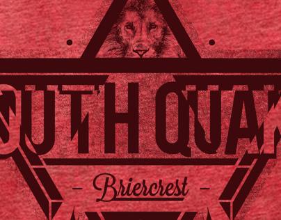 Youth Quake 14 Merch Designs