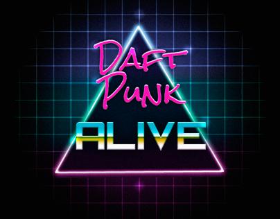 Caratula Nuevo Disco Daft Punk (PROPUESTA)