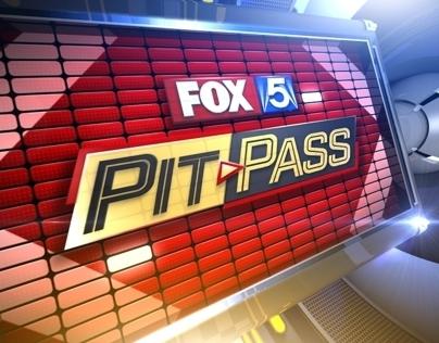 Nascar Graphics For Fox O&O TV Stations
