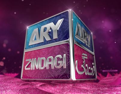ARY Zindagi Channel Ident