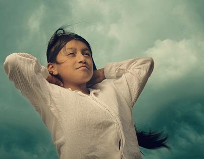 Retratos ___Identidad Otavalo's