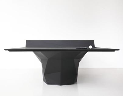 Deceptor, Ping Pong Table, 2014