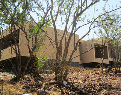 Sahyadri School: Residential Blocks