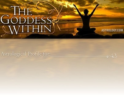 The Goddess Within - ASTROLOGY.COM