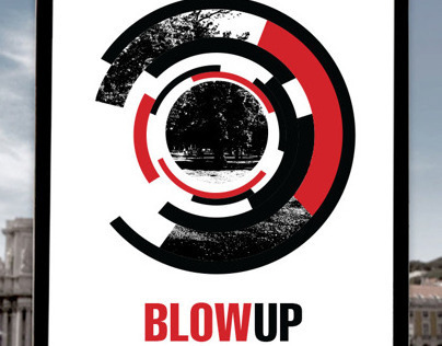 Poster // Blow Up Movie