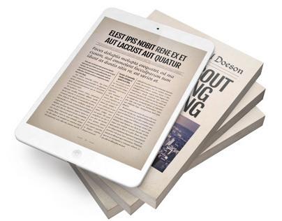 E-book Template 8