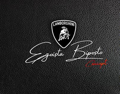 Lamborghini Egoista Biposto