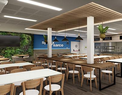 Spirax Sarco Reform/ Buenos Aires, Argentina