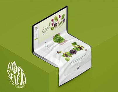 Horta Seleta | WEBSITE