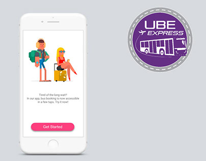 UBE Express Bus App
