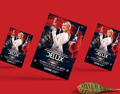 Delux Flyer Design