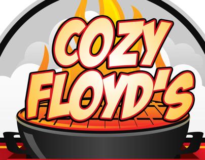 Cozy Floyd's Branding