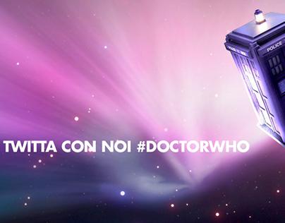 Social Media Strategy - Rai 4 Doctor Who