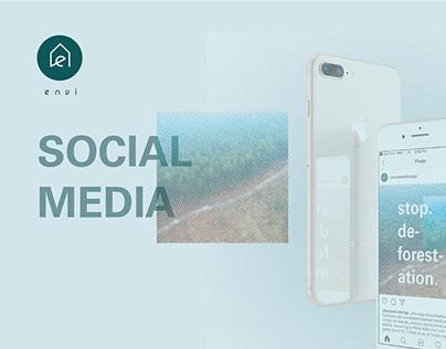 Envi Design: Social Media Design