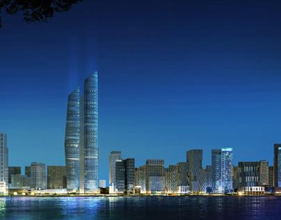 Atkins Shanghai Urban Project