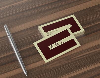 Ana Inmomae Bufete de abogados siquier | Business Card