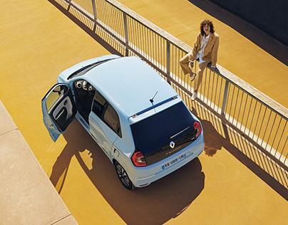 Renault TWINGO E-Tech