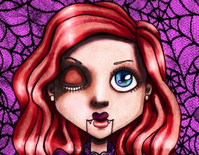 Dollface Inc. Signage