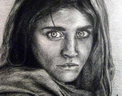 Graphite Pencil Collection/portraits 2012