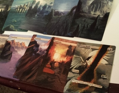 Various MTG Alters