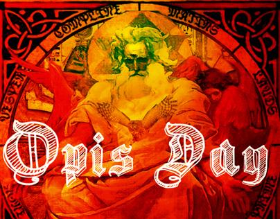 Opis Day Album Design