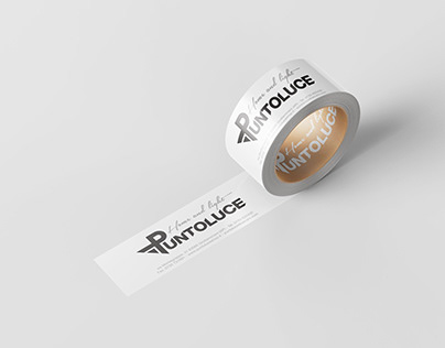 Puntoluce // Branding