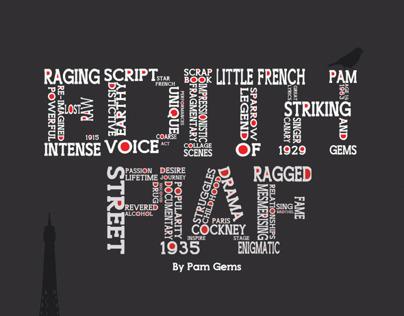 Edith Piaf - The Octagon Theatre