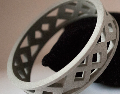 Crosshatch Bracelet