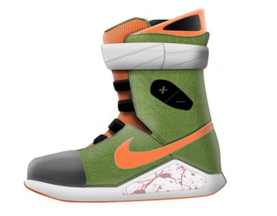Nike x Nerf