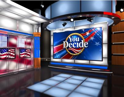 Election graphics - You Decide - 2012