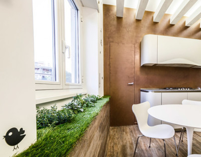 Scent of Garden Apartment