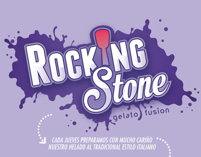 Rocking Stone - Gelato Fusion