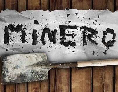 """Cartel de Oficio """"Minero"""""""