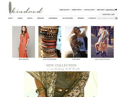 Mock Brand // Kindred