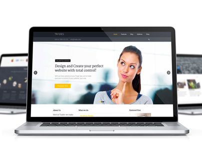 Trades - Multi-Purpose Business WordPress Theme