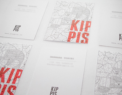 KIPPIS // Wine brand identity