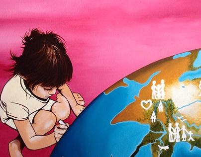 Illustration - A Childs World