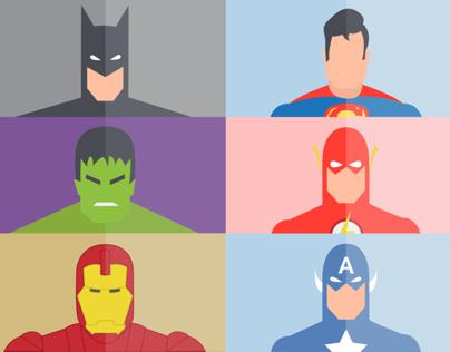 Top 10 Superheroes