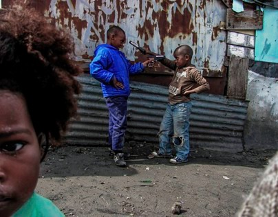 Tribute to the life of violence in Langa