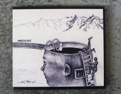 Amnesia Haze Album Art