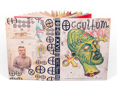 Book Design: Occultum XXVI
