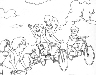 horlicks commercial storyboard